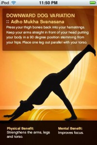 De app Yoga Stretch