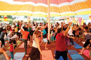 Zambhala International Yoga Festival